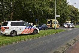Fietser zwaargewond in Hoorn