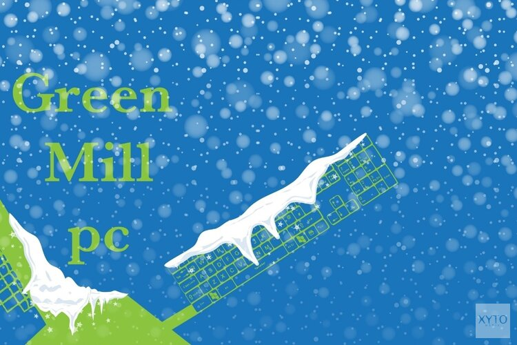 Tot aan de kerst bij Green Mill PC