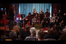 DANSMIDDAG met The L-Star Big Band in de OOSTERKERK te HOORN