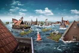 Waterstaat MMCC: Als de zeespiegel stijgt en nieuwe dijken niet meer helpen