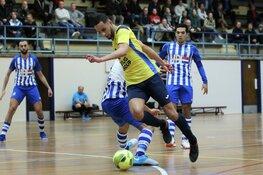 Geen bekerstunt voor HV/Veerhuys tegen FC Eindhoven