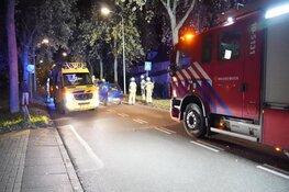 Voetganger gewond bij botsing met auto in Hoorn