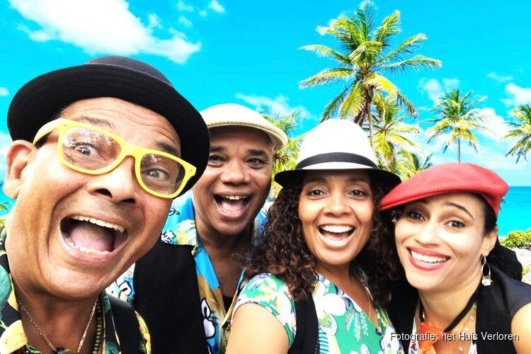 Latin Caribbean feest met Edsel Juliet