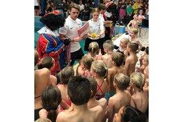 181 geslaagden zwemschool Jos Koelemeijer