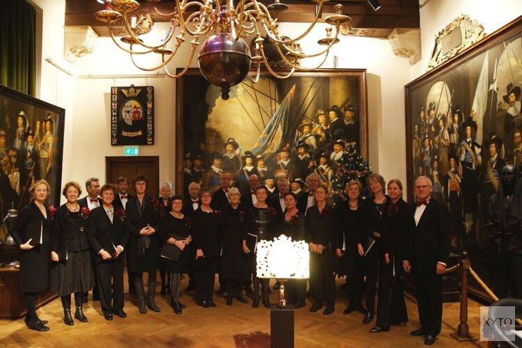 Kerstconcert Hoorns Kamerkoor in Westfries Museum