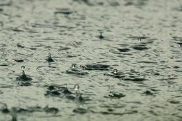 In Berkhout viel deze herfst de meeste regen van heel het land