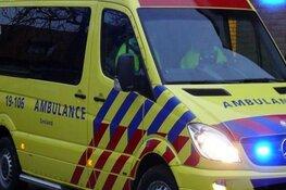 Meerdere gewonden bij auto-ongeluk in Hensbroek