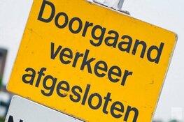 Afzetting Dorpsstraat Obdam