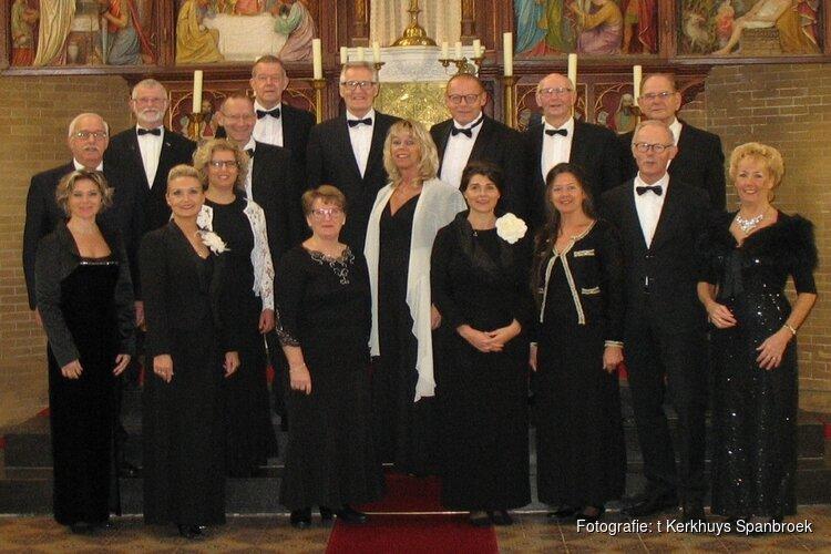 Kerst met het Opmeers Vocaal Ensemble (OVE) in t Kerkhuys te Spanbroek