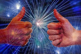 Vuurwerk; Feestelijk en veilig naar het nieuwe jaar