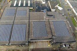 Grootste zonnedak van West-Friesland op Hoorn80 gereed