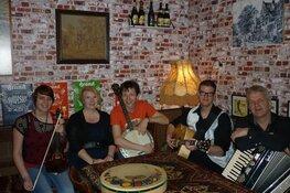John Farmers Whistles bij Folkclub Oosterleek in Herbergh 't IJsselmeer