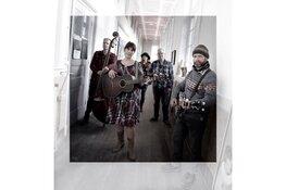 The Oldtime Stringband in Groene Kerkje Lambertschaag