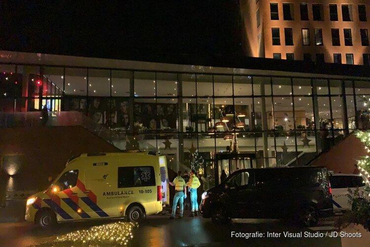 Verdachte (12) van steekpartij bij hotel in Hoorn zit nog vast