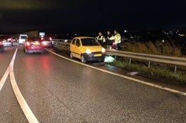 Gladde beruchte bocht in Heerhugowaard: derde ongeval vandaag