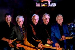 Sixtiesmiddag m.m.v. THE NOT BAND op zondag 2 februari in Oosterleek