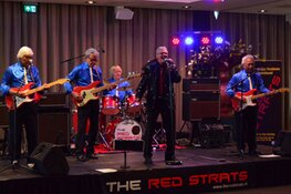 The Red Strats, Tribute to Cliff and the Shadows, in De Brink Obdam