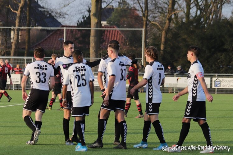 Always Forward revancheert zich op Berkhout (11-3)