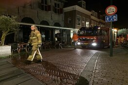 Brand in restaurant de Roode Steen in Hoorn onder controle