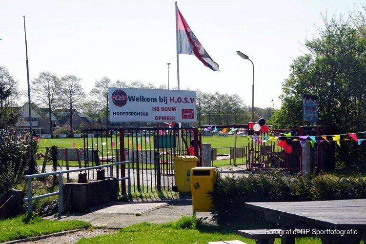 HOSV en Opmeer toch met elkaar in gesprek over komst IKC op voetbalterrein