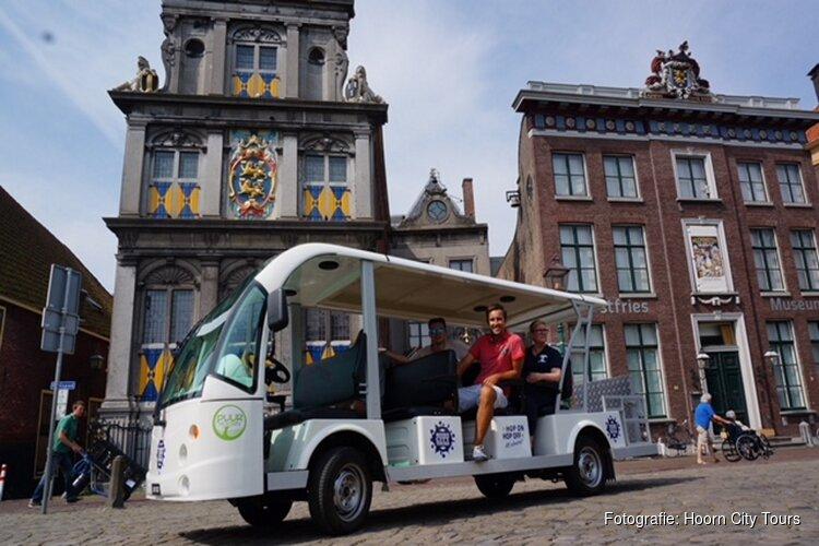 Hoorn City Tours zoekt chauffeurs
