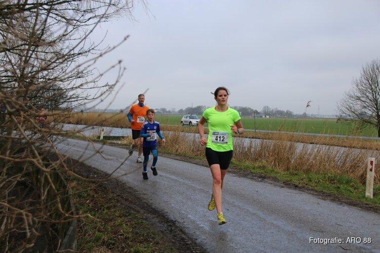Runnersworld-Polderloop ARO'88 in Obdam