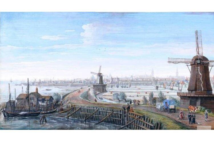 De rijkdom van de Westfriese Omringdijk