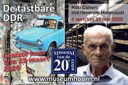 DDR expositie in Hoorn groot succes; Extra lezing over Oost-Duitsland