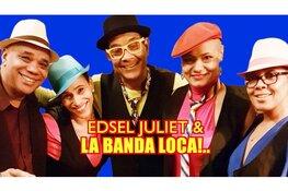 Dansen met Edsel Juliet & La Banda Loca