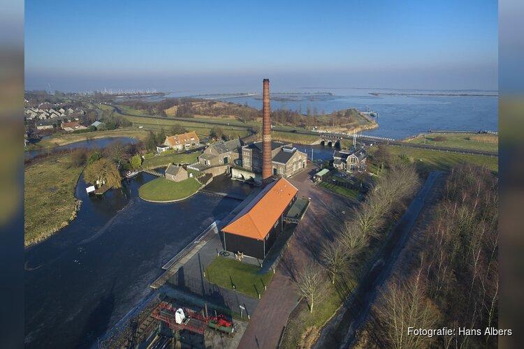 Stoommachinemuseum: 'Wereld Water Dag'