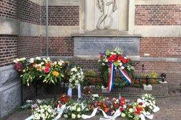 Geen Stille Tocht en Dodenherdenking zonder publiek in Hoorn