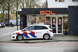 Overval op zonnestudio in Hoorn