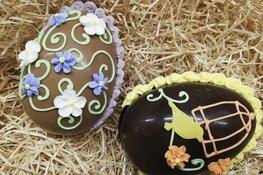 Winkel Bakkerijmuseum voor Pasen geopend