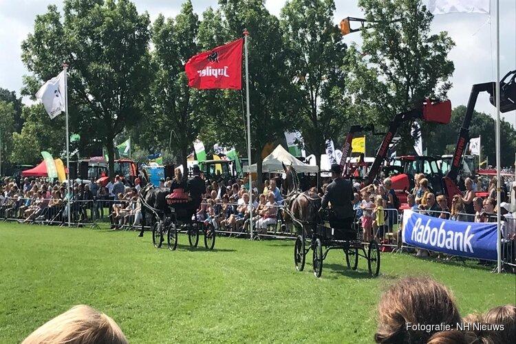 Ook geen landbouwshow in Opmeer dit jaar