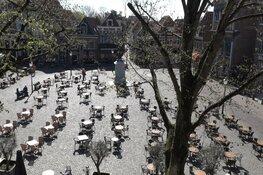 Horeca in Hoorn zet proefterras neer voor anderhalvemetersamenleving