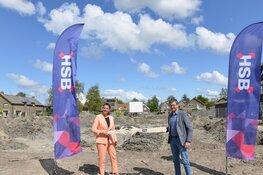 Start bouw project De Vriendschap in Nibbixwoud