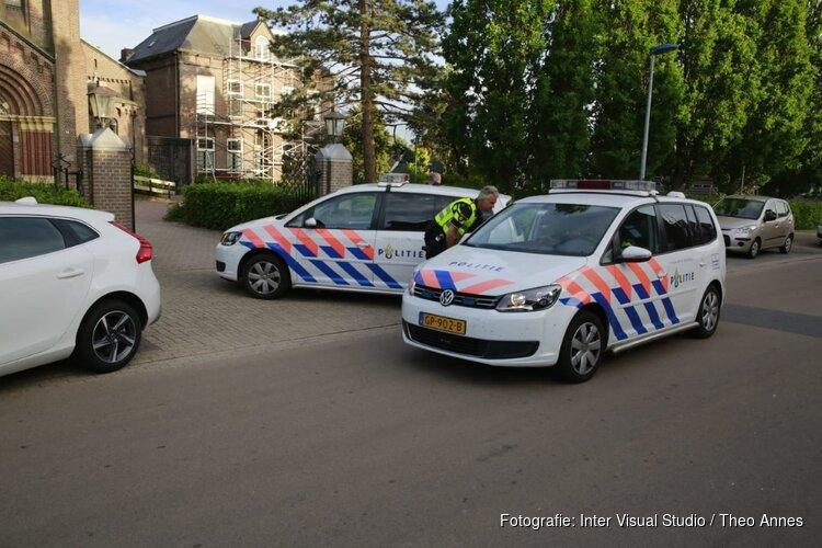 Inbrekers worden gesnapt en slaan op de vlucht in Obdam