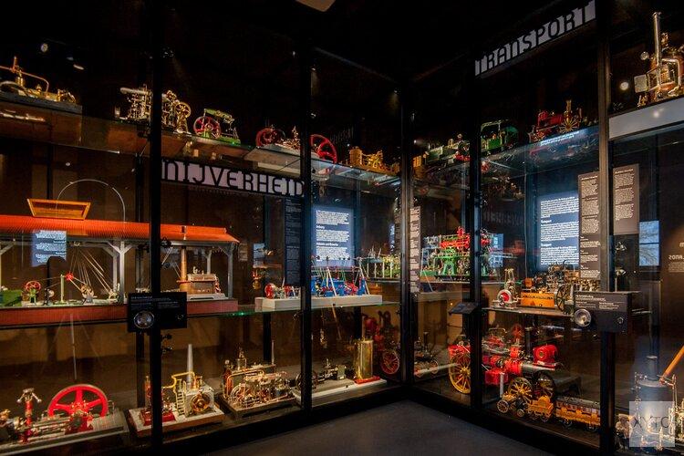 Heropening Stoommachinemuseum!
