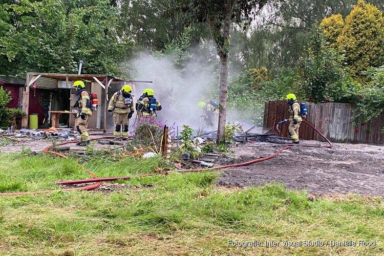 Twee branden op een dag in Enkhuizen, oorzaken nog onbekend