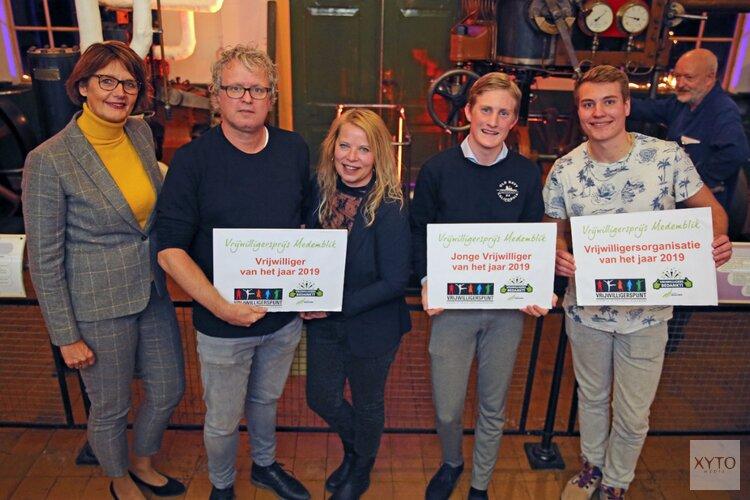 Wie verdient de Hoornse Vrijwilligersprijs en de Vrijwilligersprijs Medemblik 2020?