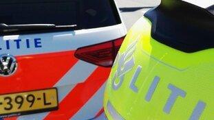 Man aangehouden na crash met gestolen auto