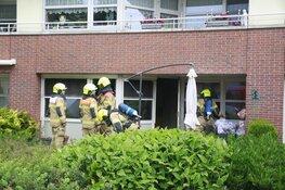 Ouderen zijn onthutst door overlijden van buurman bij brand in seniorenflat Hoogwoud
