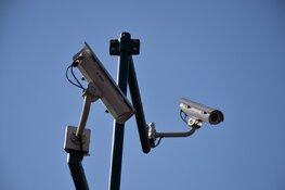 Cameratoezicht bij station Hoogkarspel