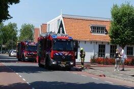 Brand in schuur Schagen