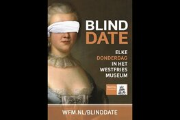 Blind Date in het Westfries Museum