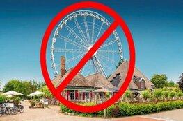 Gemeente Hoorn zet streep door plannen voor reuzenrad naast restaurant de Nadorst