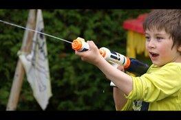 Tweede Sportweek voor kinderen