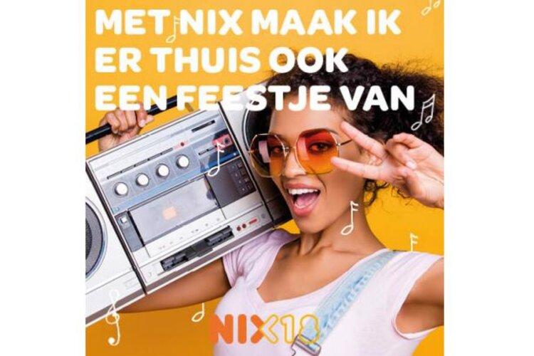 Maak er met NIX deze zomer een feestje van!