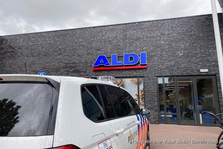 Poging overval op Aldi, getuigen gezocht
