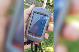 GPS-ontdekkingstocht in het Wilhelminaplantsoen